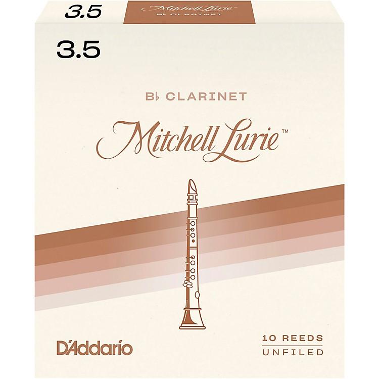 Mitchell LurieBb Clarinet ReedsStrength 3.5Box of 10