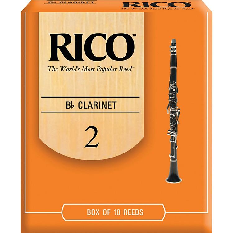 RicoBb Clarinet Reeds