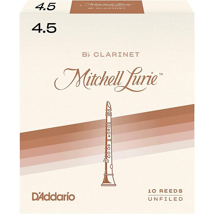 Mitchell LurieBb Clarinet ReedsStrength 4.5Box of 10