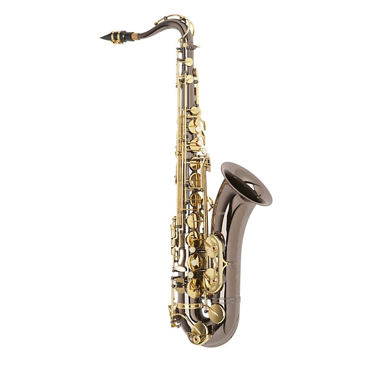 Antigua Winds Bb Tenor Saxophone Black Nickel Plated Lacquered keys