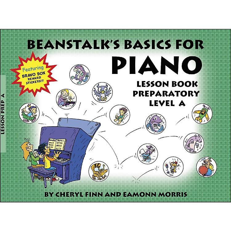 Willis MusicBeanstalk's Basics for Piano Lesson Book Preparatory Level A