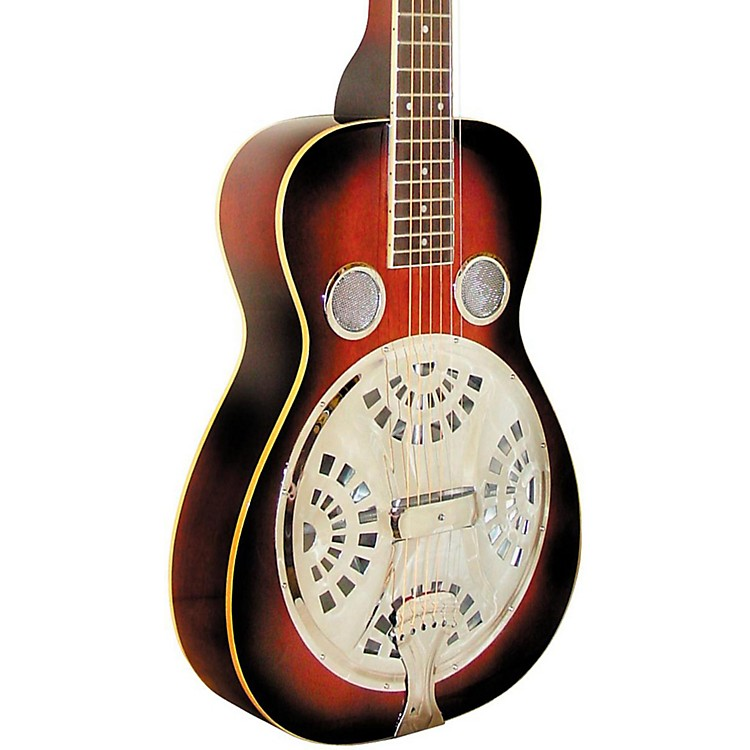 Gold ToneBeard Signature Series Resonator GuitarSquare Neck