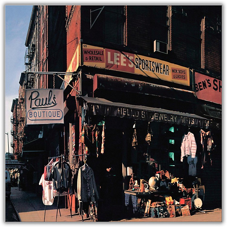 Universal Music GroupBeastie Boys - Paul's Boutique (20th Anniversary Remastered Edition) Vinyl LP