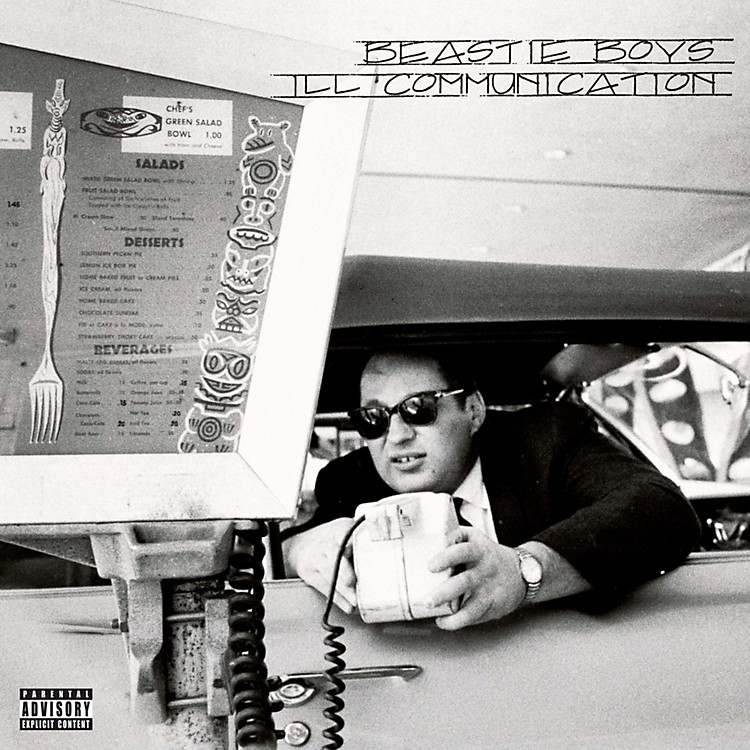 Universal Music Group Beastie Boys, Ill Communication