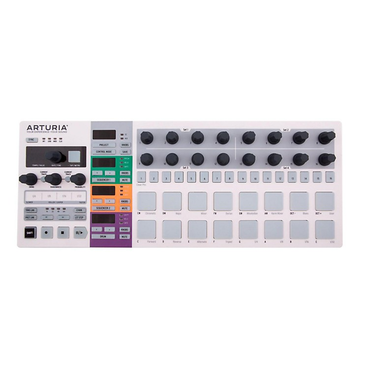 Arturia BeatStep Pro Controller & Sequencer w/ Cables