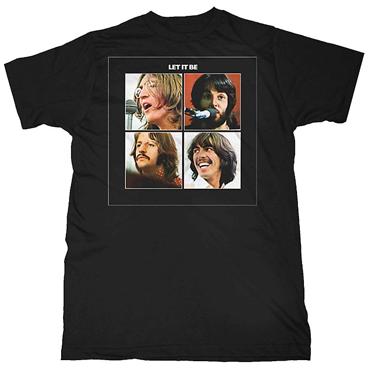 Fea Merchandising Beatles - Let It Be T-Shirt