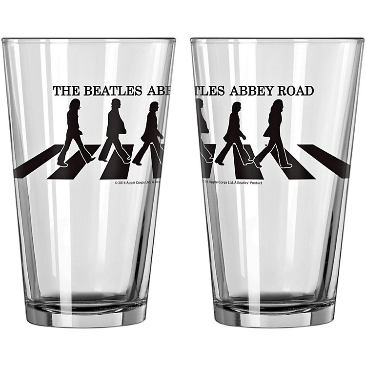Boelter Brands Beatles Abbey Road - Collectible Pint OS 16 oz.