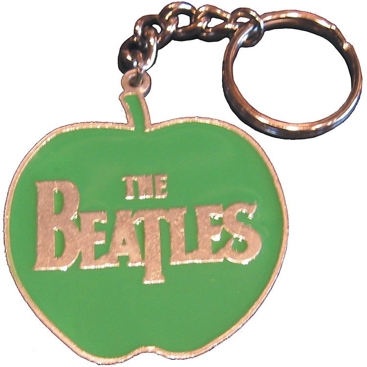 C&D Visionary Beatles Apple Keychain