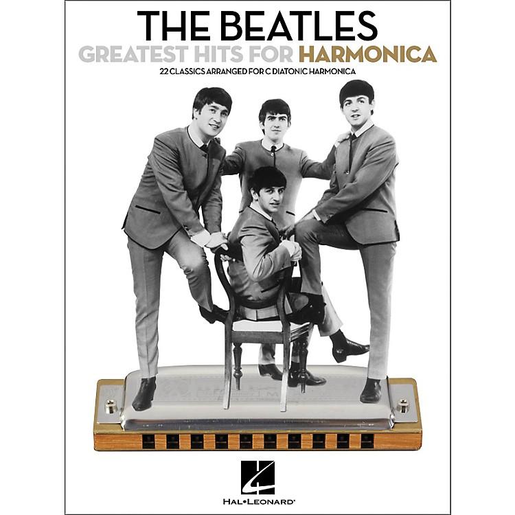 Hal LeonardBeatles Greatest Hits Harmonica