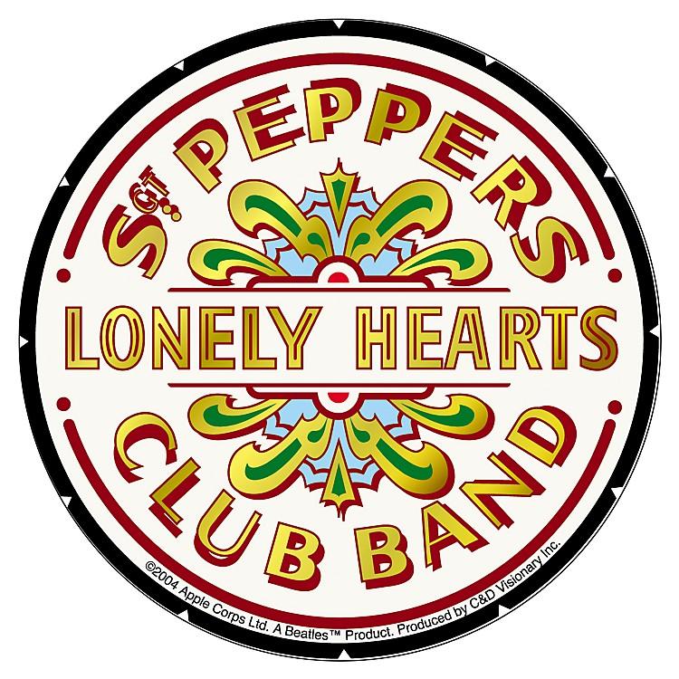 C&D VisionaryBeatles Sgt. Peppers Sticker