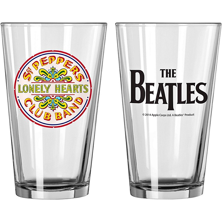 Boelter Brands Beatles Stg. Pepper - Collectible Pint OS 16 oz.