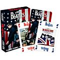 Hal Leonard Beatles USA Playing Cards Single Deck