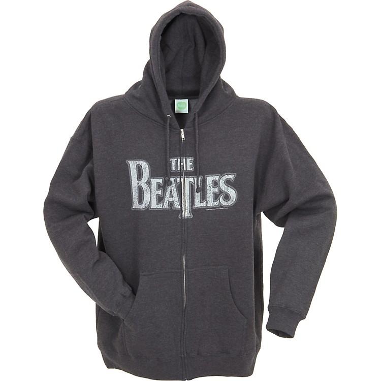 BeatlesBeatles Vintage Logo Zip-up Hoodie