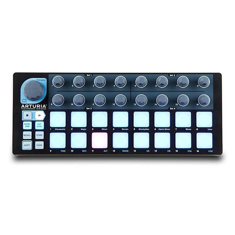 ArturiaBeatstep Controller & Sequencer - Black EditionBlack