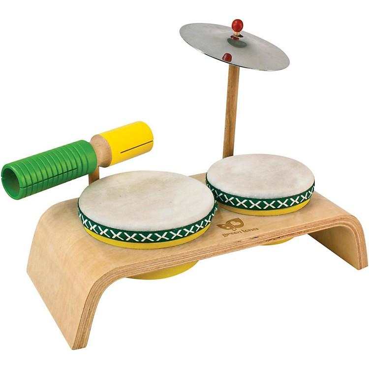 Green TonesBeginner Percussion Set