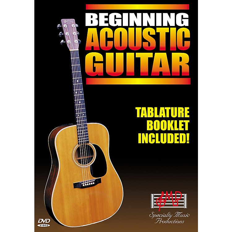 Specialty Music ProductionsBeginning Acoustic Guitar (DVD)
