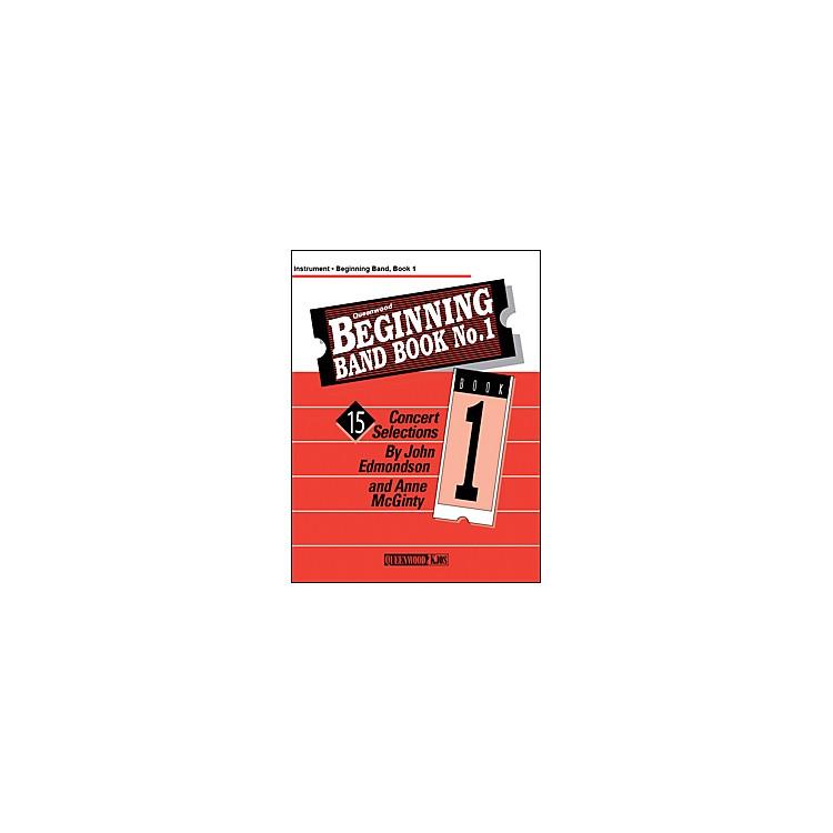 KJOSBeginning Band Book 1 Clarinet 1 /Edmondson /Queenwood