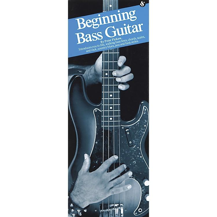 Music SalesBeginning Bass Guitar
