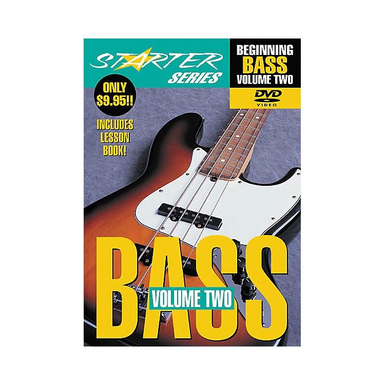 Hal LeonardBeginning Bass Volume 2 (DVD)