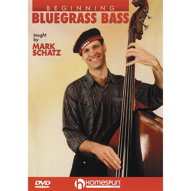 Homespun Beginning Bluegrass Bass (DVD)