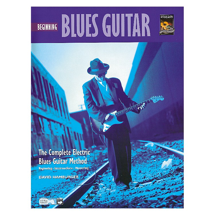 Alfred Beginning Blues Guitar (Book/CD)