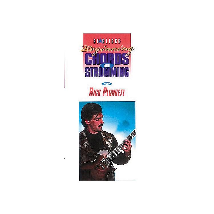 Hal LeonardBeginning Guitar Chords And Strumming Video