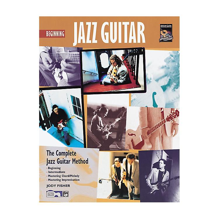 AlfredBeginning Jazz Guitar (Book/CD)