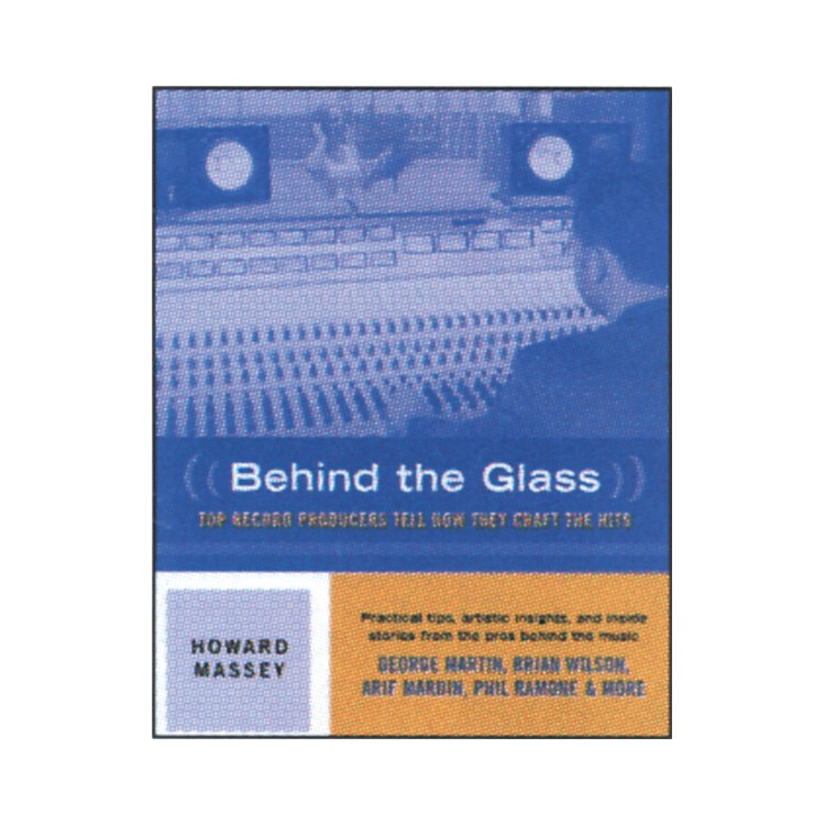 Miller FreemanBehind The Glass Book