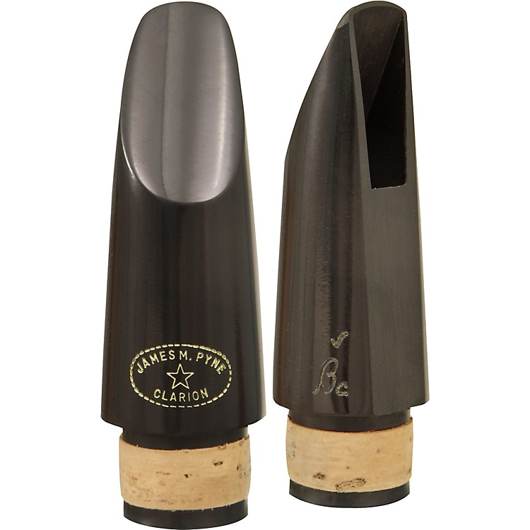 Pyne Bel Canto Bb Clarinet Mouthpiece Medium Closed