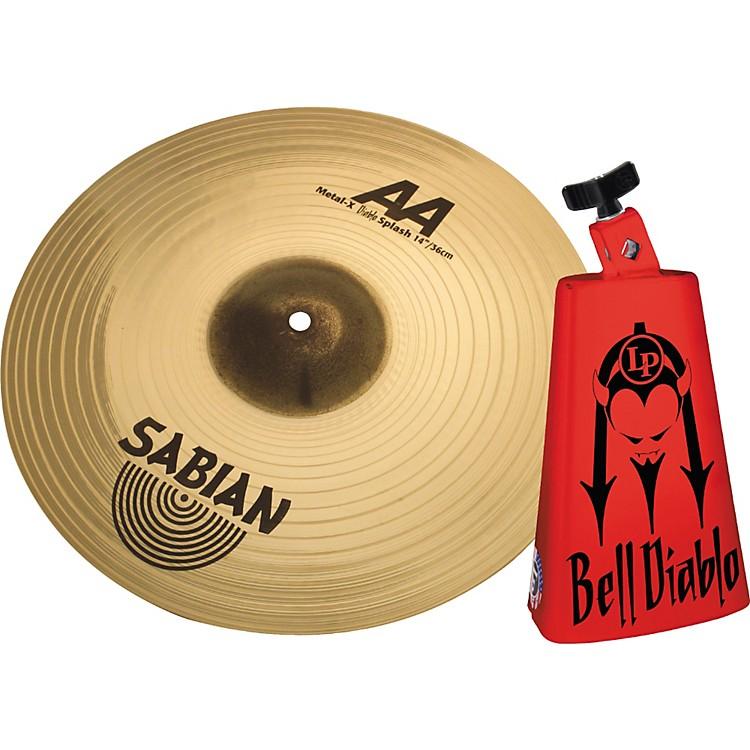 SabianBell Diablo Cowbell Splash Pack