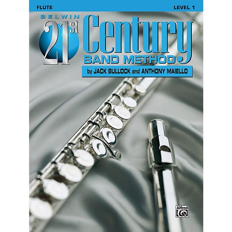 AlfredBelwin 21st Century Band Method Level 1 Flute Book