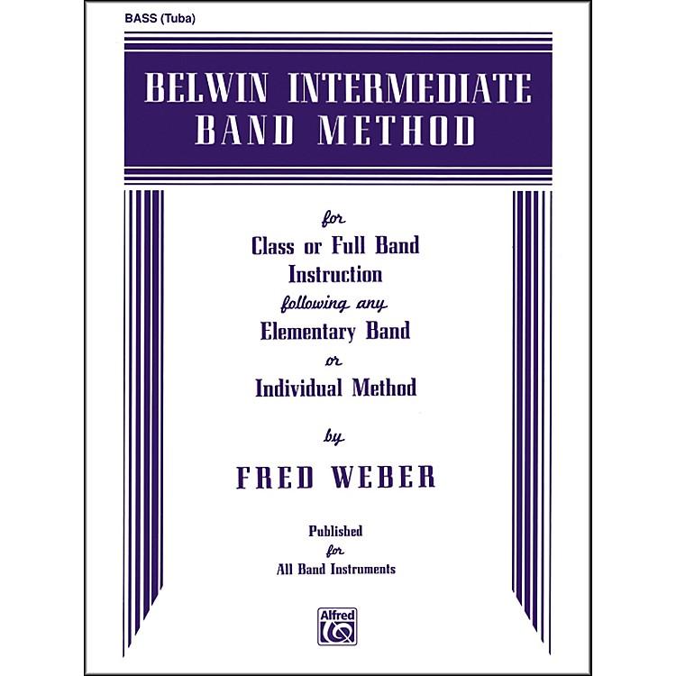 AlfredBelwin Intermediate Band Method Bass (Tuba)