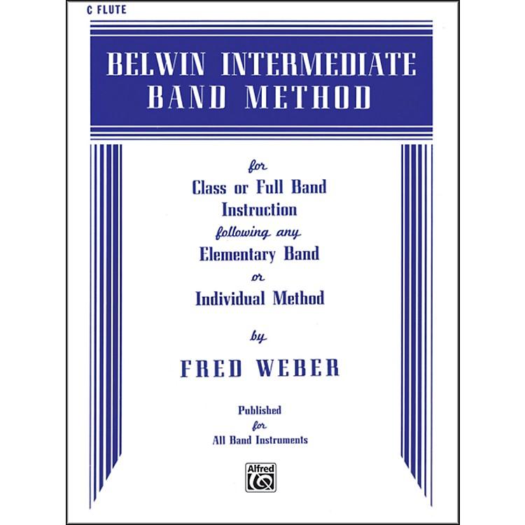 AlfredBelwin Intermediate Band Method C Flute