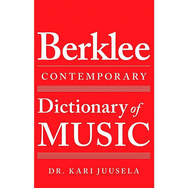 Berklee PressBerklee Contemporary Dictionary of Music