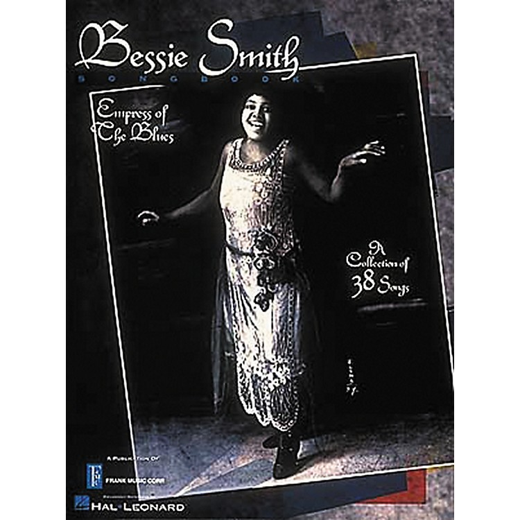 Hal Leonard Bessie Smith Songbook Piano, Vocal, Guitar Songbook