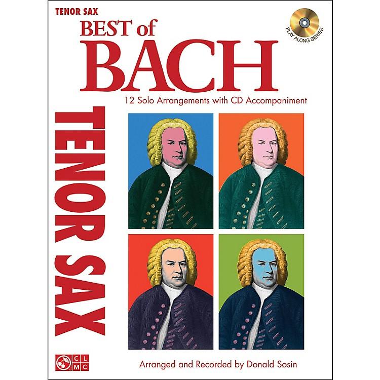 Cherry LaneBest Of Bach Tenor Sax