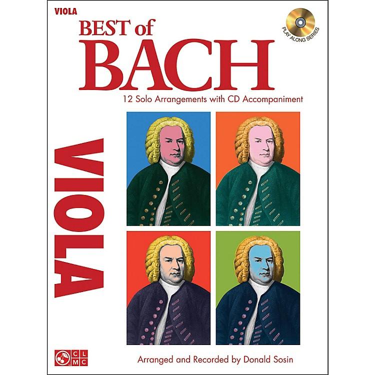 Cherry LaneBest Of Bach Viola