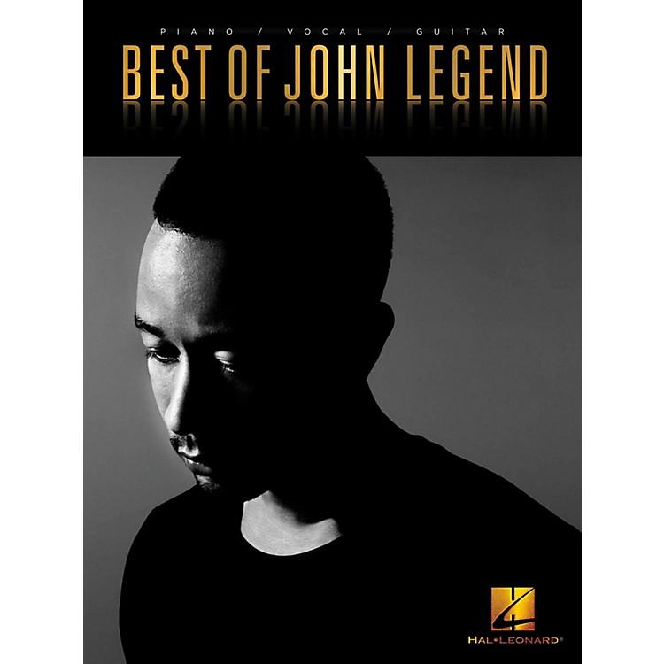 Hal LeonardBest Of John Legend Piano/Vocal/Guitar