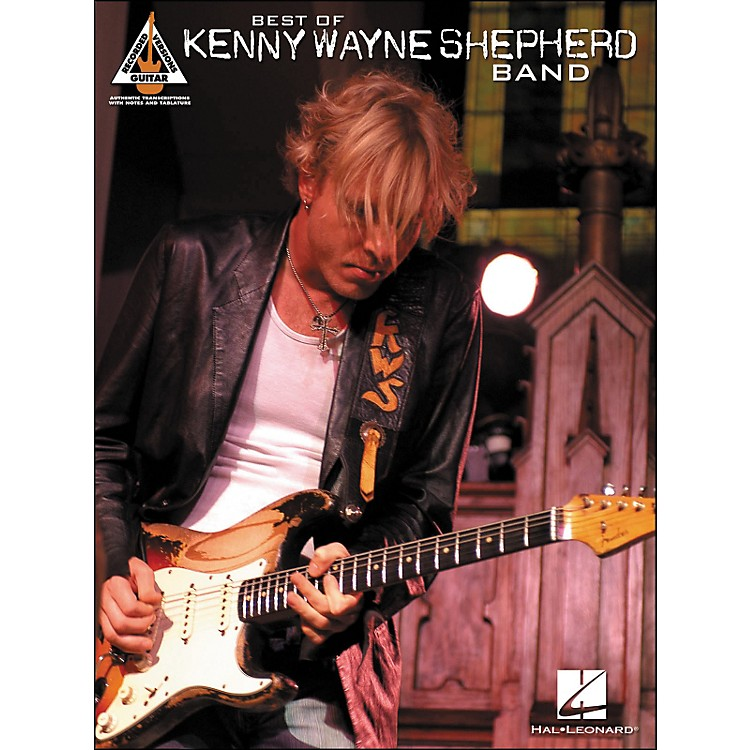 Hal Leonard Best Of Kenny Wayne Shepherd Band Tab Book