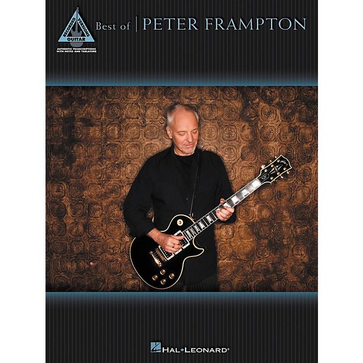 Hal LeonardBest Of Peter Frampton Guitar Tab Songbook