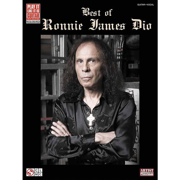 Cherry LaneBest Of Ronnie James Dio Tab Book