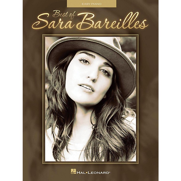 Hal Leonard Best Of Sara Bareilles for Easy Piano