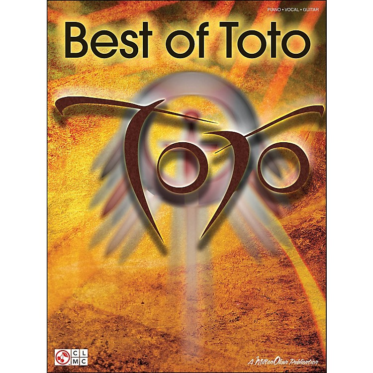 Cherry LaneBest Of Toto arranged for piano, vocal, and guitar (P/V/G)