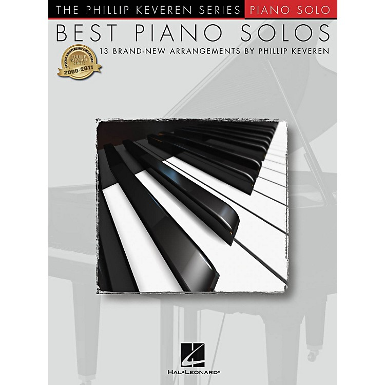 Hal LeonardBest Piano Solos - Phillip Keveren Series - Special Anniversary Collection