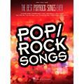 Hal Leonard Best Pop/Rock Songs Ever Piano/Vocal/Guitar Songbook