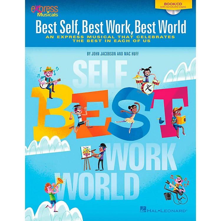 Hal LeonardBest Self, Best Work, Best World Book/Enhanced CD