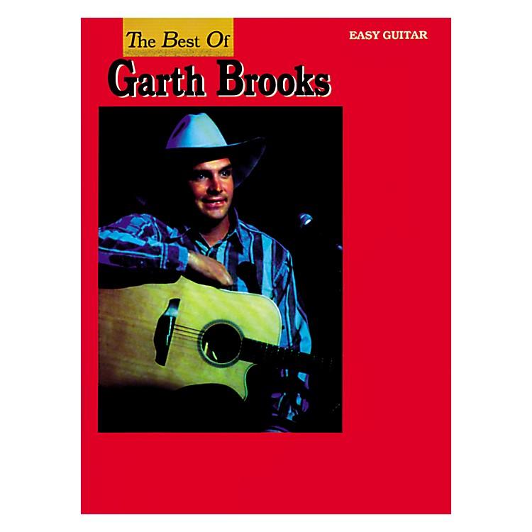 AlfredBest of Garth Brooks Guitar Tab Songbook