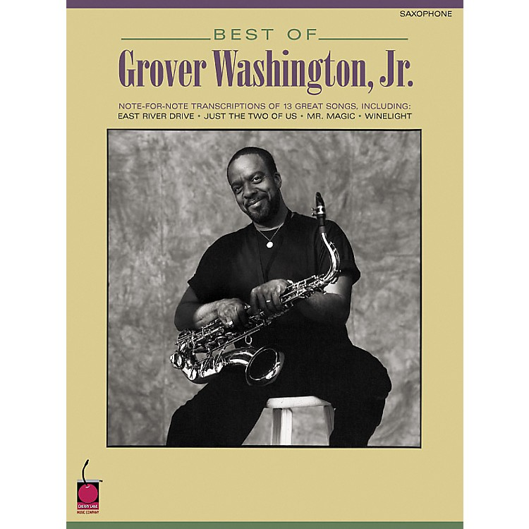 Hal Leonard Best of Grover Washington, Jr. (Saxophone)