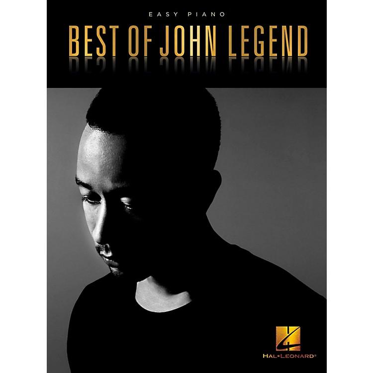Hal LeonardBest of John Legend - Easy Piano