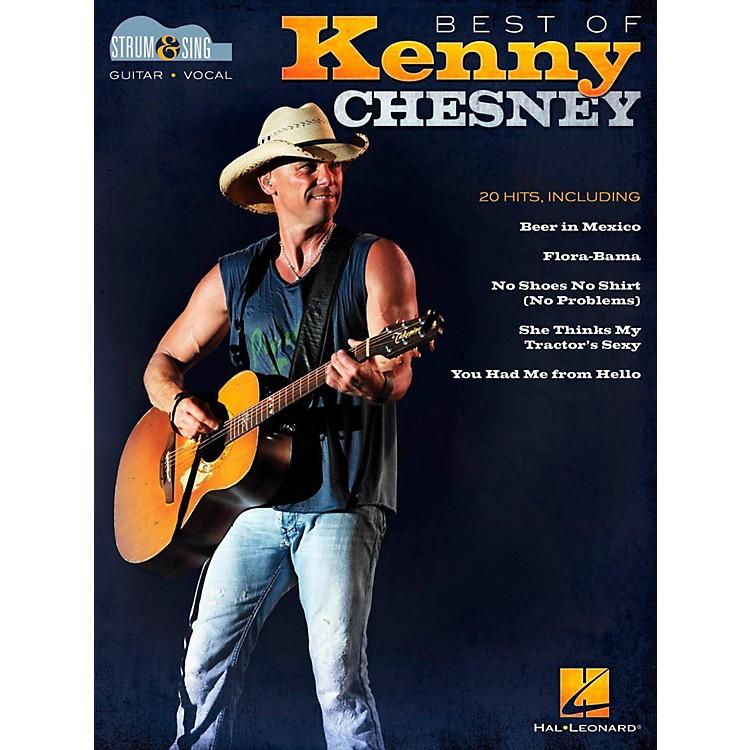 Hal LeonardBest of Kenny Chesney - Strum & Sing Guitar